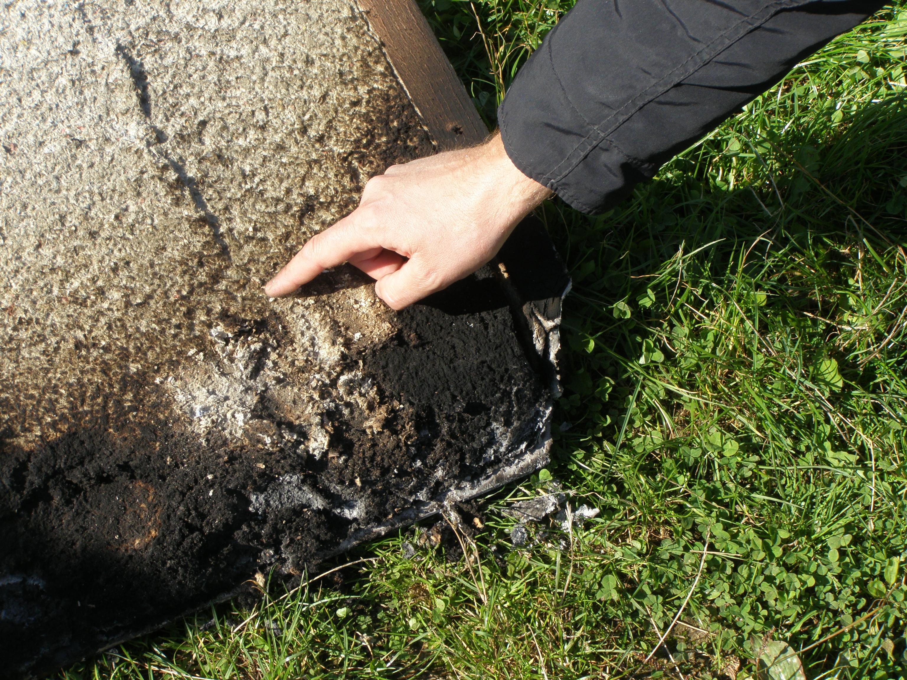 Ukázky hoření materiálů – důkaz, že celulóza nehoří!